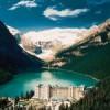 {Explore} Honeymoon in Chateau Lake Louise, Alberta Canada