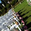 Real Weddings:  Shauna & Chris Balboa Park Wine Tasting Wedding
