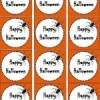 {DIY Daily} Halloween Cupcake Topper Free Printables