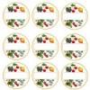 {Free Printables} Fruit & Vege Jar Canning Labels