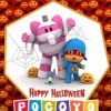 {Pocoyo} Halloween Pocoyo Activity Book