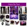 {Weddings} Modern Chic Freak Inspiration Board