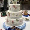 {Feast} Garden & Spring Wedding Cakes