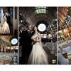 {Real Weddings} Chaslyn & Jason's Train Themed Wedding