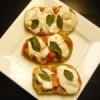 {Feast} Caprese Bruschetta Recipe