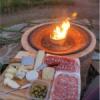 {Feast} Meat & Cheese Board