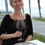 Shauna of YourLifEvents Wedding Blog at Candelas Restaurant