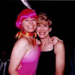 Shauna, Founder & Editor (aka Daughter) & Sharon, Creative Director (aka Mom) on New Year's Eve Cruise