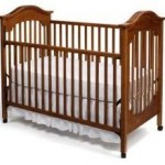 Picture of Graco Recalled Tifton Drop-Side Crib