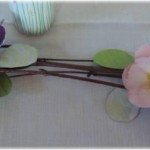 DIY Centerpiece: Recycled Paper Flowers for wedding or party