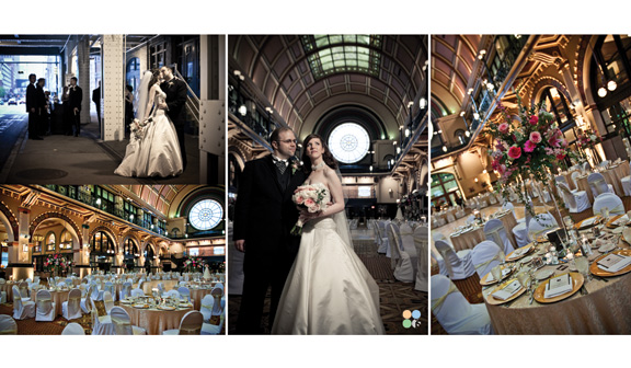 Real Weddings Chaslyn & Jason Circle City Planners