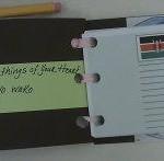 Handmade Journal Inside