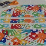 Kids Craft Activity Apron Pattern and Supplies