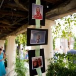 Wedding Decor Hanging Picture Banner 1