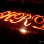Monogram Gobo Dance Floor