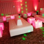 Miami Club Lounge Wedding; Vegas Lounge Wedding; Pink Wedding; Lounge Furniture