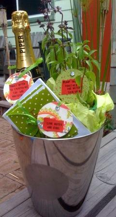 Do It Yourself Bridal or Baby Shower Gift
