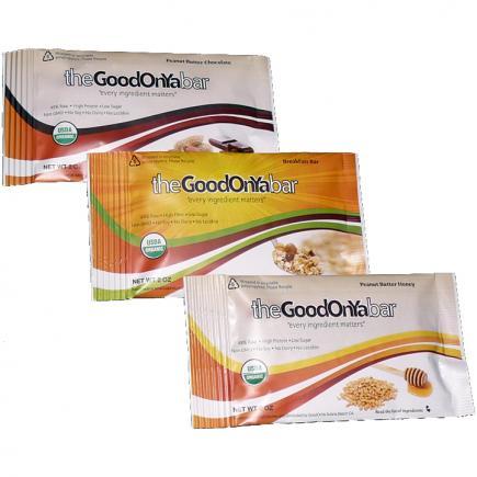 GoodOnYa Bar Sample Pack